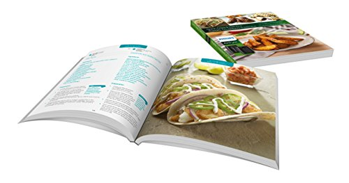 Philips Airfryer digital premium con tecnología para quemar grasa con libro de cocina Bonus 150+, 3 cuartos de galón, negro HD9741 / 99 9