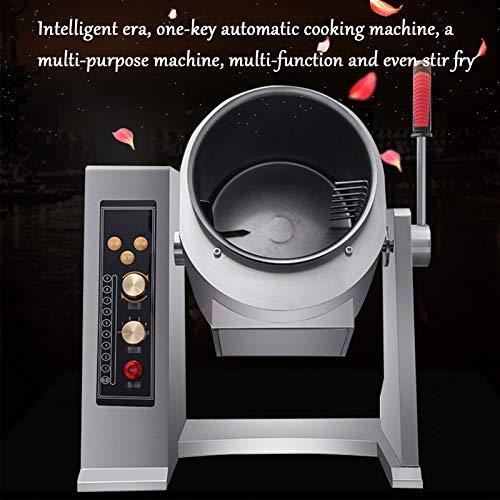 HXXXIN Máquina De Cocción Automática, Robot De Cocción Inteligente, Máquina De Arroz Frito con Arroz, Máquina De Cocción Doméstica Multifunción, Cocción Al Vapor, Freír, Guisar 2