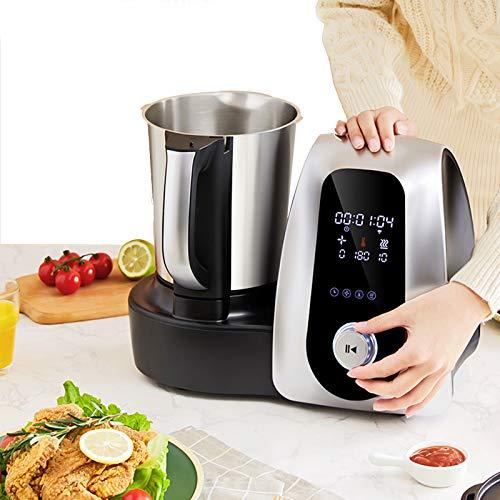 Máquina De Cocción Automática para El Hogar, Robot De Cocción Inteligente, Máquina De Cocción Multifunción, Cocción Al Vapor, Freír, Freír, Guisar 1