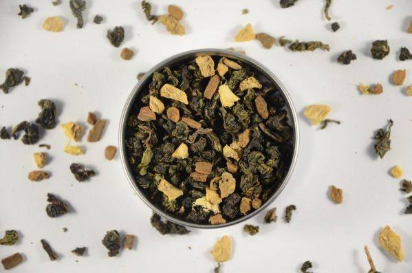Milky oolong mix