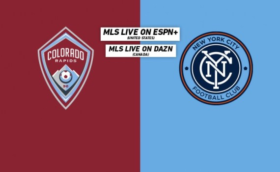 Prediksi Skor Bola Colorado Rapids vs New York City 21 Juli 2019