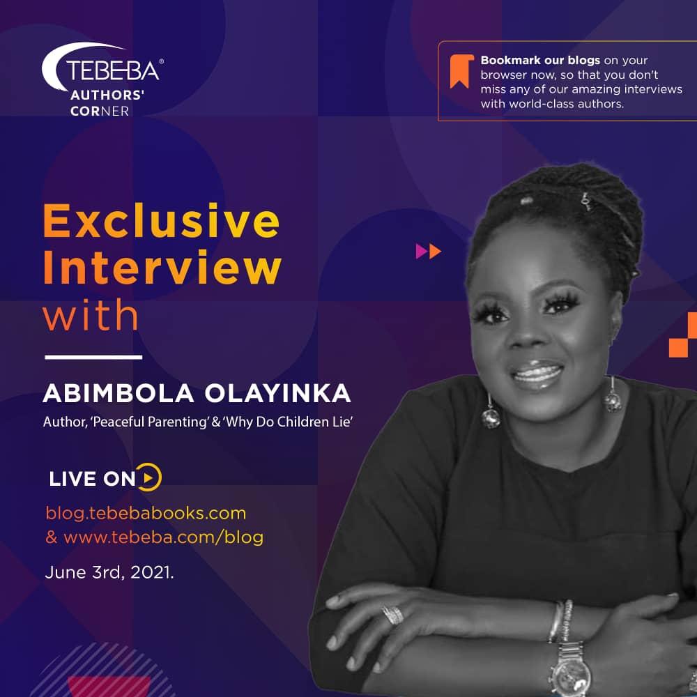 Interview Abimbola Olayinka