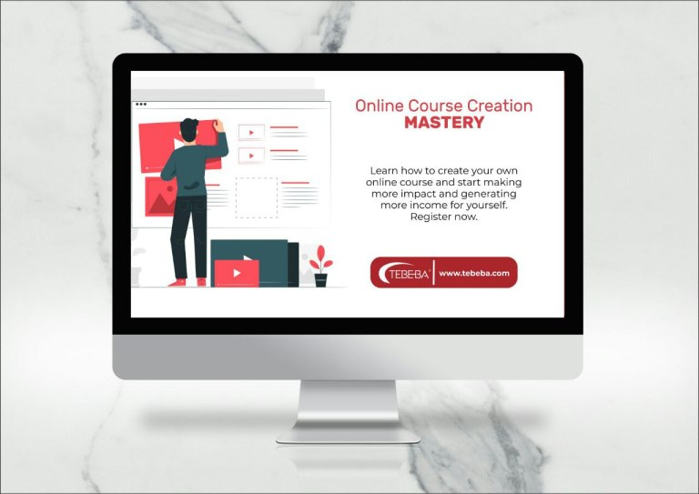 Online Course Creation Mastery