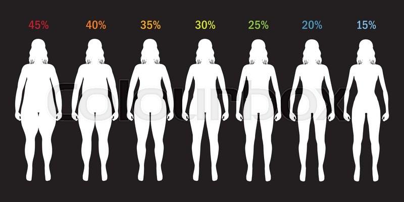 حساب نسبة الدهون وكمية الماء في الجسم طــب وحــيـاة