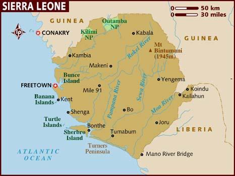 sierra-leone map