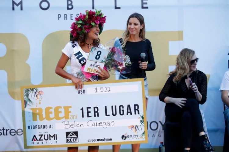 ganadora miss reef 2017