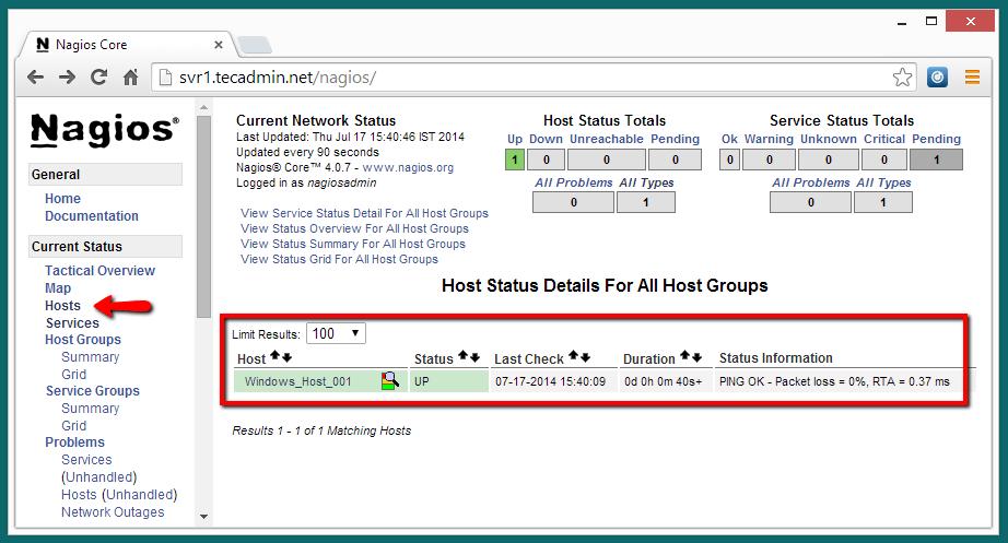 add-host-in-nagios