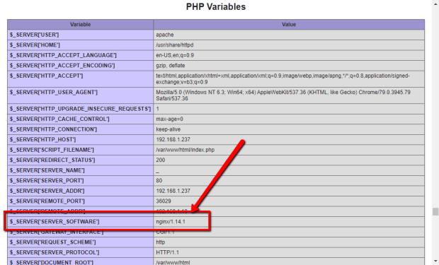 nginx php fpm centos8 2