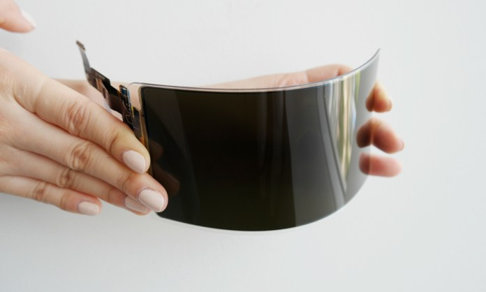 Samsung teases its 'unbreakable' OLED panel after getting certified by UL