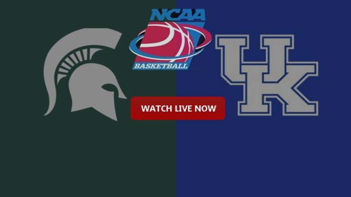 Michigan State Vs Kentucky Basketball