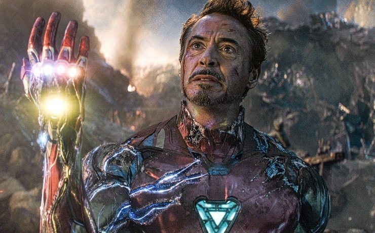 Robert Downey Jr.'s Final Day as Iron Man Video Revealed