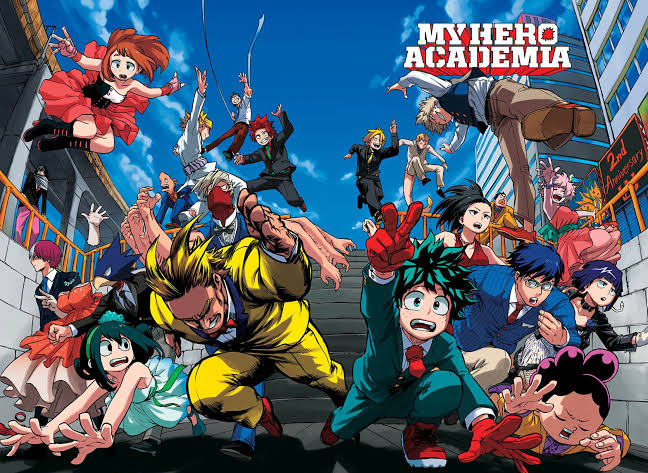 My Hero Academia Season 4 When Will Netflix Premiere The Dub Version