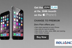 Reliance-iphone6-zero-plan-tecake