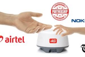 Bharti Airtel, Nokia aggregate for 4G connectivity in New Delhi
