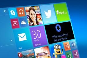 Microsoft unveils Cortana for windows 10