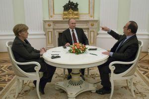Ukraine-Russia peace treaty might be in jeopardy