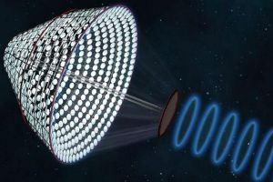 JAXA scientists transmits electrical energy from space using microwave
