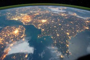 Do you know how India looks from space? NASA astronaut reveals stunning images