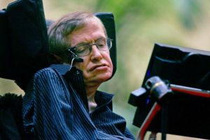 Stephen Hawking - The TeCake