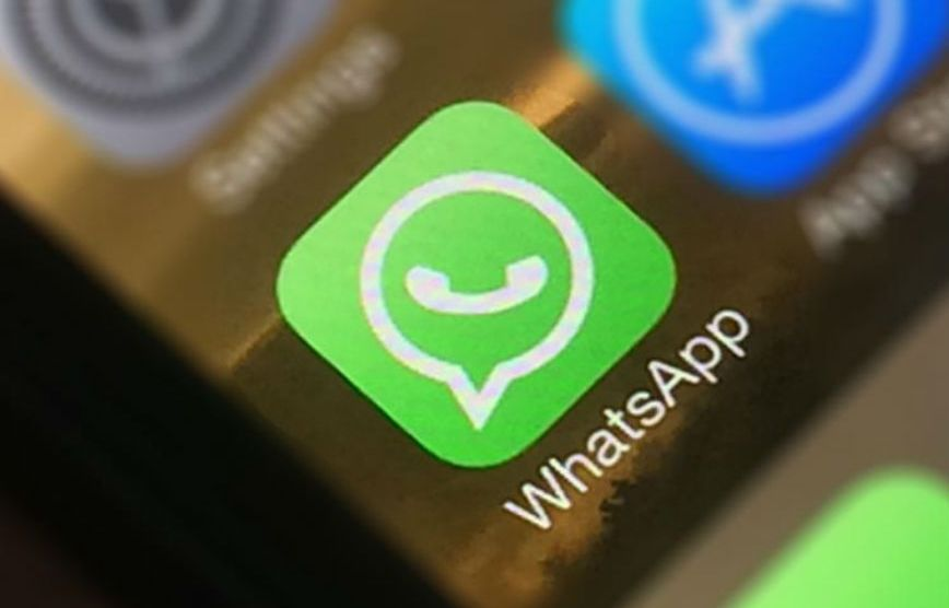 WhatsApp icon - The TeCake