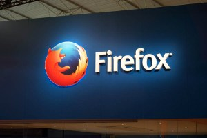Mozilla firefox browser update for iOS