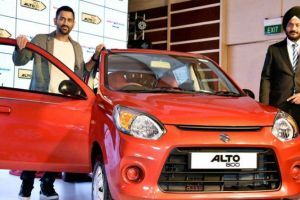 MS Dhoni Inspired Alto 800