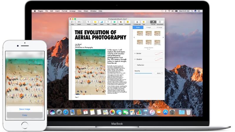 macOS, macOS Sierra, Apple, PC, Laptops, iOS