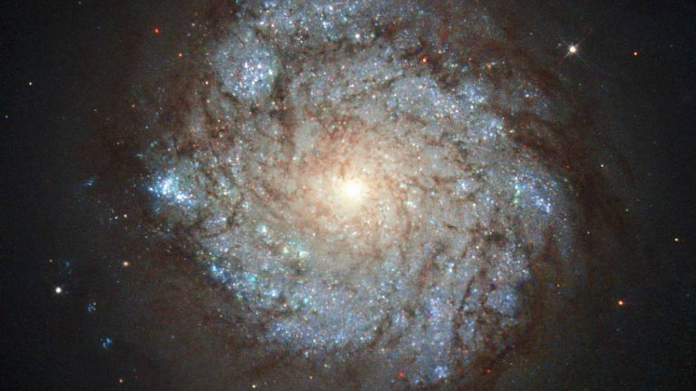 See Pic: NASA Hubble captures this cosmic beauty NGC 278 in constellation of Cassiopeia