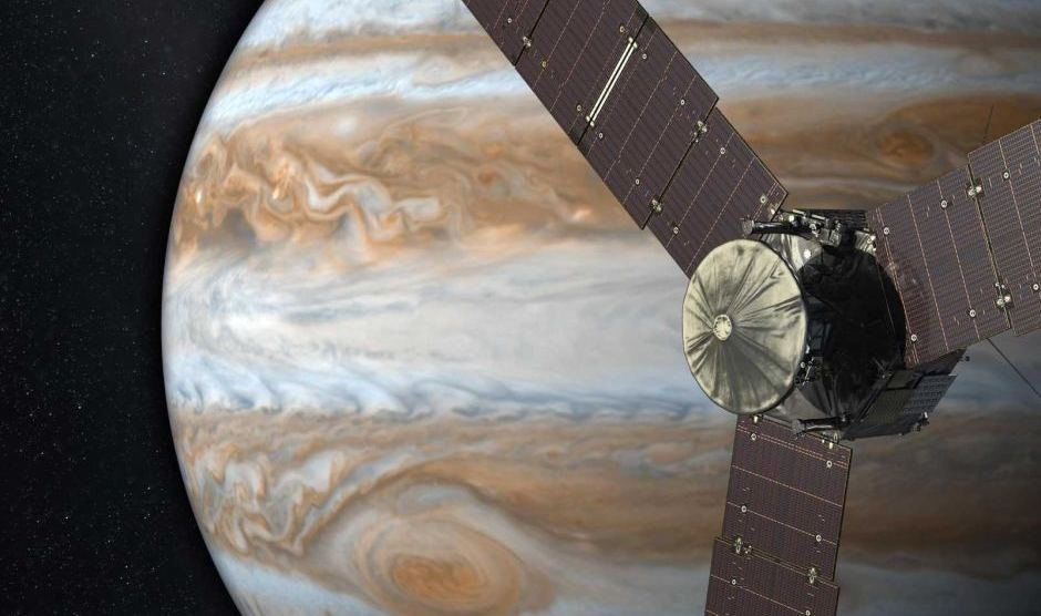 NASA's Juno spacecraft successfully exits Safe Mode, performs Trim Maneuver