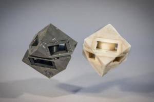 Spongy and shock-absorbing fabric developed to shelter 3D printed robots