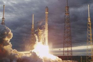 NASA SpaceX Falcon 9