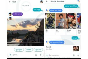 Google Allo gets Hindi support for Assistant and new Smart Reply features