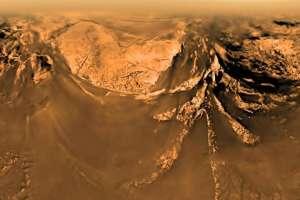 Saturn's moon Titan