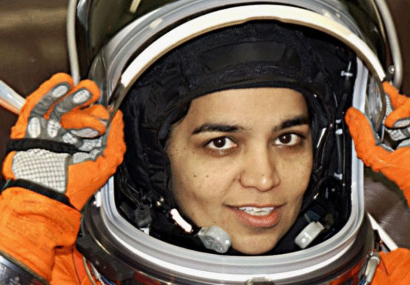 first indian origin woman astronaut in space - photo #15