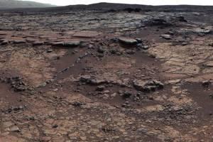 NASA's Curiosity Rover Drops Some Light on Paradox of Ancient Mars