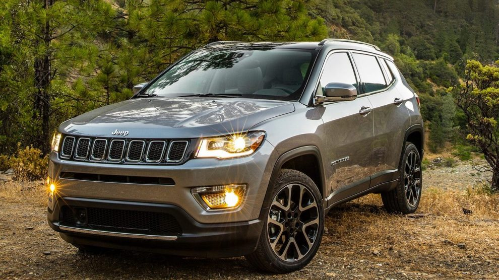 jeep compass recieves a warm welcome in indian market with 10k bookings. Black Bedroom Furniture Sets. Home Design Ideas