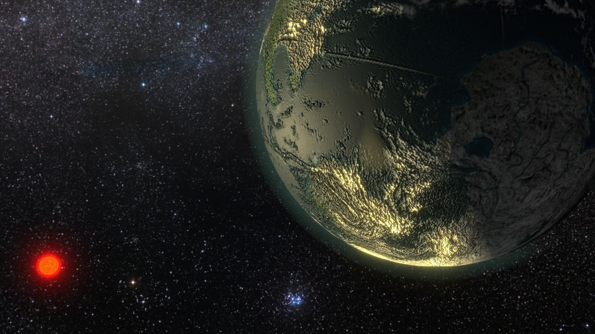 Huge BREAKTHROUGH as space boffins discover 100 alien planets