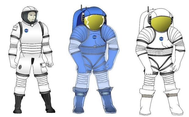 NASA's new spacesuit to come with built-in toilet