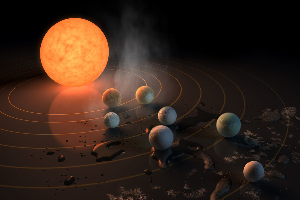 New exoplanet found 200 light years from Earth could have liquid water