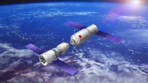 The giant Chinese space station will make an uncontrolled re-entry on March 31 (+-3 days)