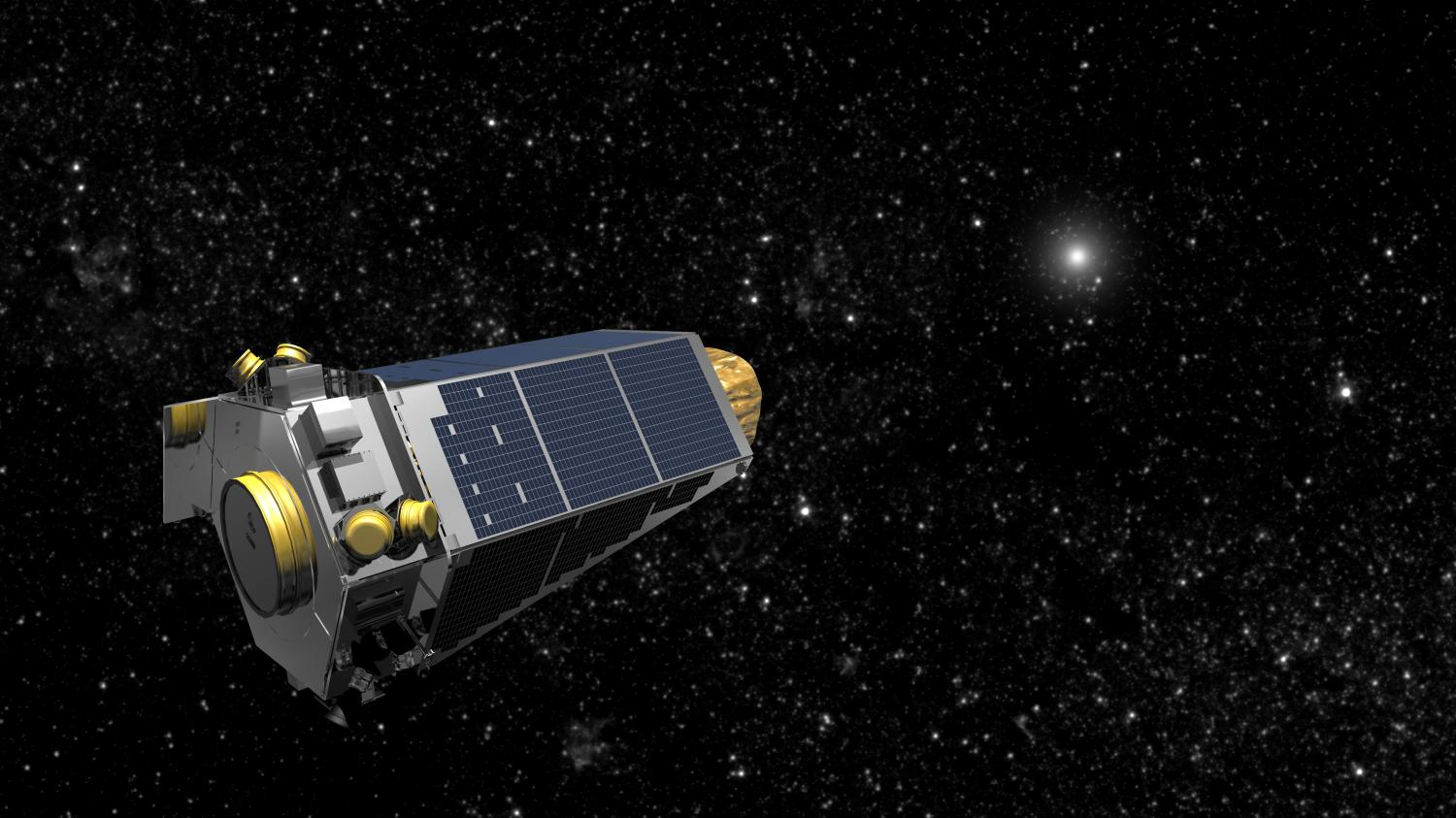 NASA Kepler Spacecraft is Low On Fuel and Close to Death
