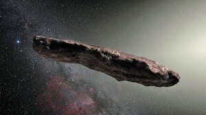 The first interstellar object discovered might be from a binary solar system, a new study suggests