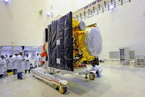 ISRO is all set to launch IRNSS-1L satellite on April 12