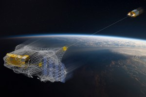 SpaceX will launch CRS-14 today with RemoveDEBRIS to clear space junk