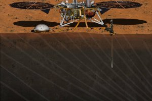 NASA's InSight lander is all set for launch on May 5; It will study the deep interior of Mars