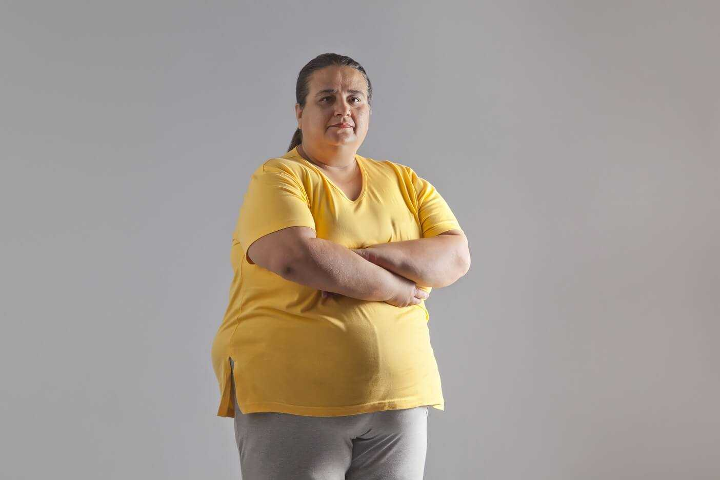 Obese People More Likely To Be Smokers