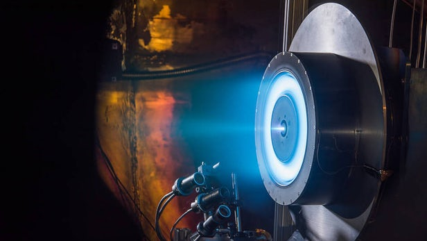 NASA is developing a new and efficient propulsion system for future missions to Moon and beyond