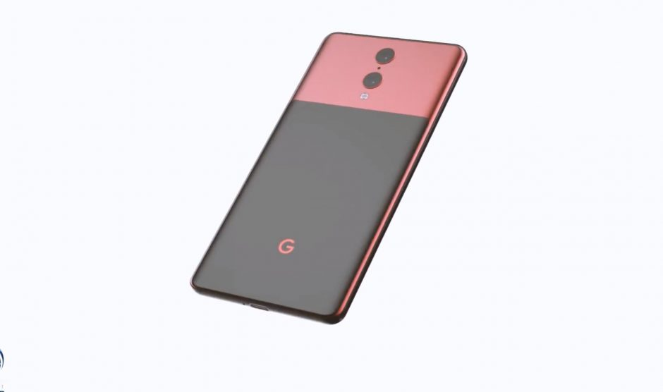 Concept for Google Pixel 4 Ultra has surfaced on the web