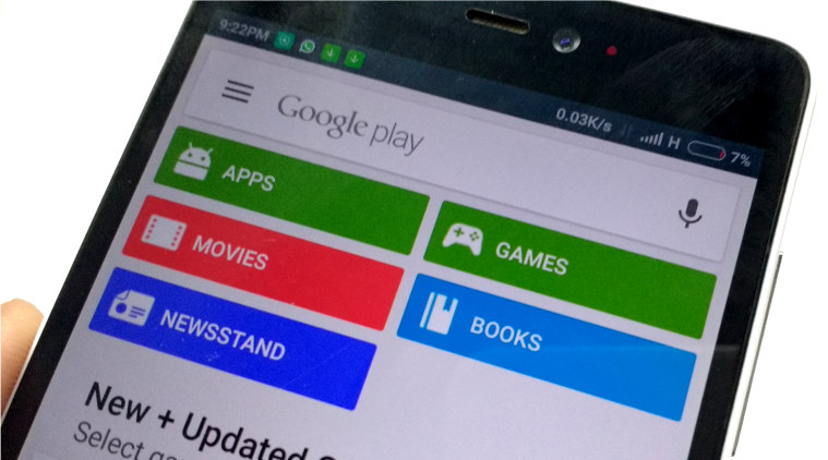 Top 10 google play apps