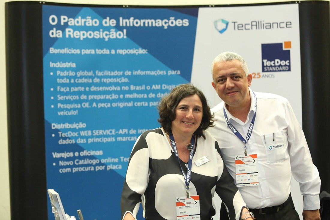 Tecalliance no Seminário de Reposição Automotiva Expo Day 2019